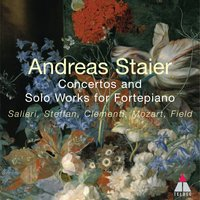 Andreas Staier - Concertos & Solo Works for Fortepiano — Andreas Staier, Concerto Koln