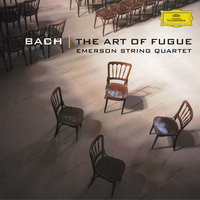 Bach, J.S.: The Art of Fugue - Emerson String Quartet — Emerson String Quartet
