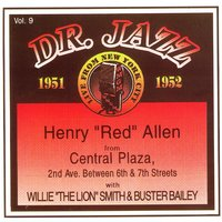 "Dr. Jazz, Vol. 9 — Willie Smith, Buster Bailey, Henry ""Red"" Allen"