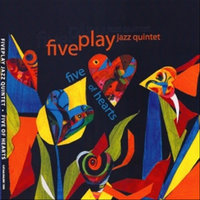 Five of Hearts — Fiveplay Jazz Quintet