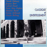 Classique et Divertissement — Stefano Bollani, Daniela Marra, Sara Scatto, Gianluca Sfriso, Donatella Pieri