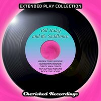Billy Haley and the Saddlemen - The Extended Play Collection, Volume 70 — Bill Haley & the Saddleman.