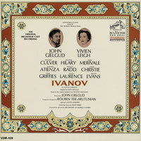 Alexander H. Cohen Presents The Tennent Production Ivanov — Original Broadway Cast Recording of Ivanov