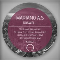 Roswell — Mariano A.s