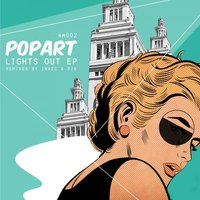Lights Out EP — PopArt