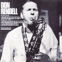 Live at the Avgarde Gallery Manchester — Don Rendell, Joe Palin Trio