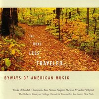 The road Less Traveled - Byways Of American Music — сборник
