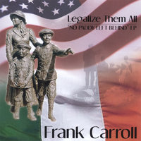 No Paddy Left Behind — Frank Carroll