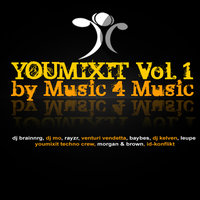 Youmixit Vol. 1 - By Music 4 Music — сборник