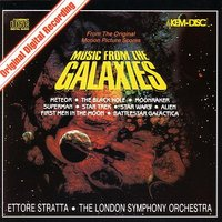 Music from the Galaxies — Ettore Stratta