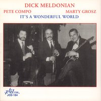 It's a Wonderful World — Marty Grosz, Dick Meldonian, Pete Compo