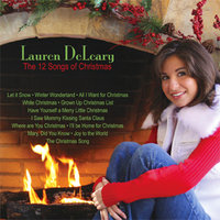 The 12 Songs of Christmas — Lauren DeLeary