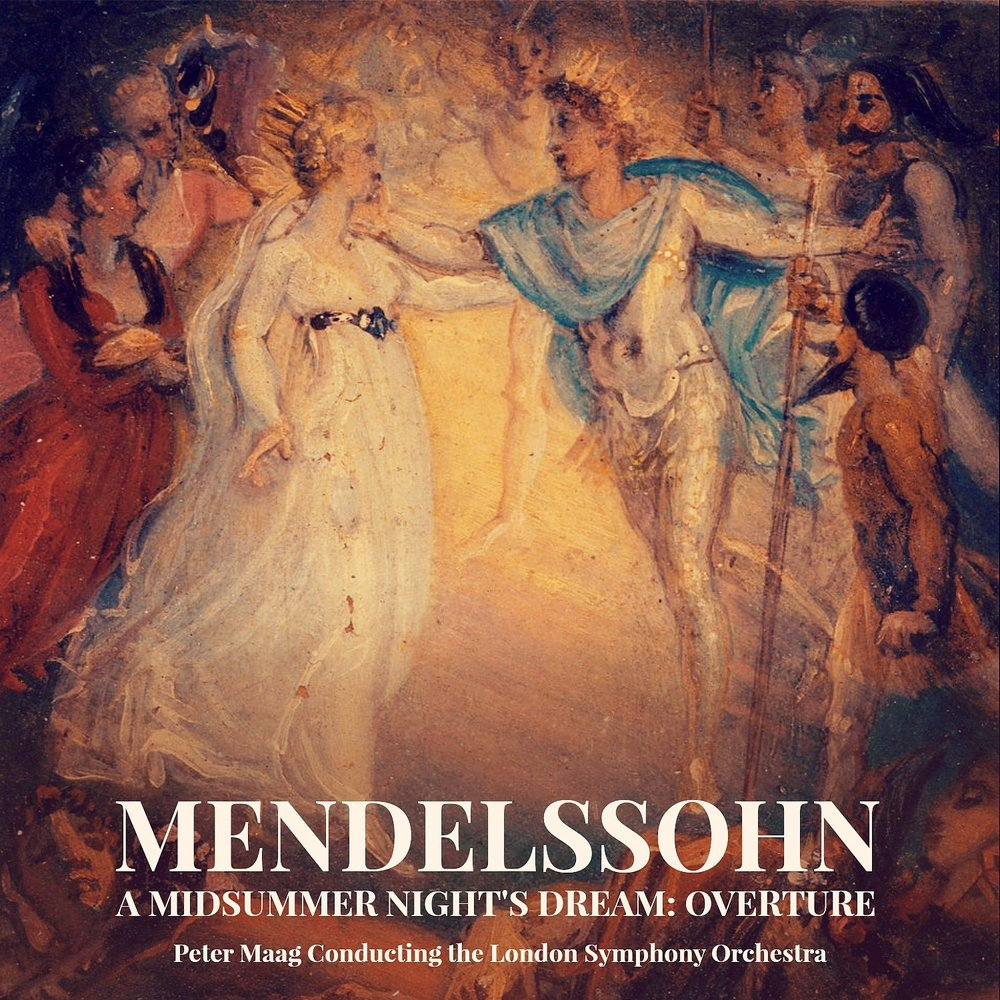 an analysis of mendlessonhns overture to midsummer nights dream At different times, mendelssohn wrote music for shakespeare's a midsummer night's dream: in 1826 he wrote a concert overture (op 21) and in 1842 the incidental music (op 61), to which he incorporated the overture.