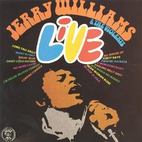 Jerry Williams & The Violents - Live — Jerry Williams, The Violents