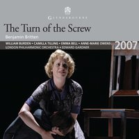 The Turn of the Screw — London Philharmonic Orchestra, Бенджамин Бриттен