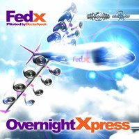 Fed X - Overnight X press Piloted by Dr. Spook — Atma, Doctor Spook's Goa Psytrance Mix