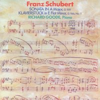 Schubert: Sonata In A Major, D. 959 / Klavierstuck In E Flat Minor, D. 946, No. 1 — Richard Goode