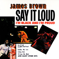Say It Loud - I'm Black And I'm Proud — James Brown