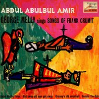 Vintage Vocal Jazz / Swing No. 166 - EP: Songs Of Frank Crumit — George Melly