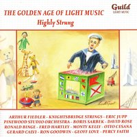 The Golden Age of Light Music: Highly Strung — сборник