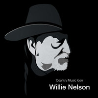 Country Music Icon — Willie Nelson