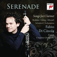 Serenade - Songs For Clarinet — Fabio Di Casola