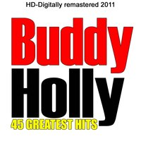 45 Greatest Hits — Buddy Holly