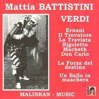 Mattia Battistini chante Verdi — Mattia Battistini, Джузеппе Верди