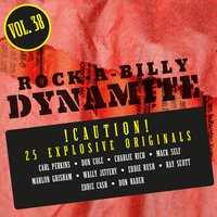 Rock-A-Billy Dynamite, Vol. 38 — сборник