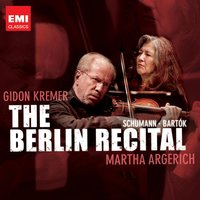 The Berlin Recital — Martha Argerich/Gidon Kremer, Фриц Крейслер