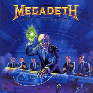 Megadeth - Poison Was The Cure