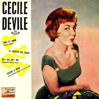 Vintage French Song No. 137 - EP: Passion Flower — Cecile Devile