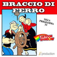Braccio di ferro — Cartoon Rainbow