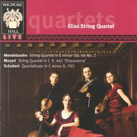 Wigmore Hall Live - Elias String Quartet — Elias String Quartet