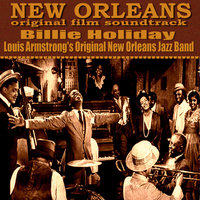 New Orleans — Louis Armstrong, Billie Holiday, Loius Armstrong & Billie Holiday