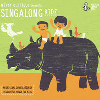 Singalong African Kidz Vol 1 — Wendy Oldfield