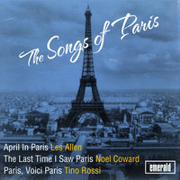 The Songs of Paris — Maurice Chevalier