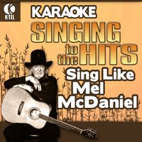 Karaoke: Sing Like Mel McDaniel - Singing to the Hits — Mel McDaniel