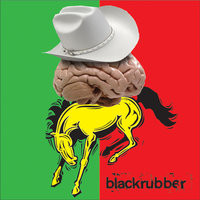 Action Man and the Brain Cowboy — Black Rubber