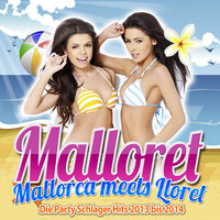 Malloret - Mallorca meets Lloret - Die Party Schlager Hits 2013 bis 2014 — сборник