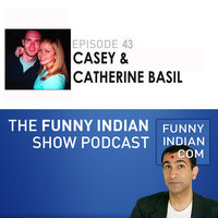 The Funny Indian Show Podcast Episode 43 — Rajiv Satyal