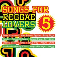 Songs for Reggae Lovers Vol. 5 — Songs For Reggae Lovers Vol. 5