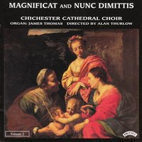 Magnificat & Nunc Dimittis Vol. 2 — Chichester Cathedral Choir|Thurlow