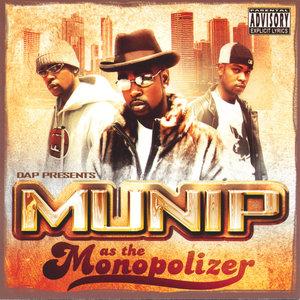 MUNIP Featuring MAC-AL & J.T. The Bigga Figga - Disconception