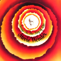 Songs In The Key Of Life — Stevie Wonder
