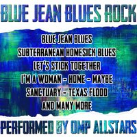 Blue Jean Blues Rock — OMP Allstars