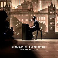 Live For Burberry — Benjamin Clementine