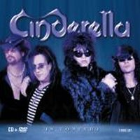 Live At The Key Club — Cinderella