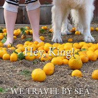 E.P. We Travel by Sea — Hey, King!