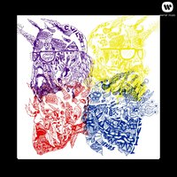 Purple Yellow Red and Blue — Portugal. The Man